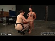 tossed up cutie is punished