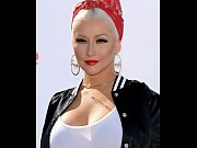 Christina Aguilera at The Voice Karaoke For Charity in West Hollywood