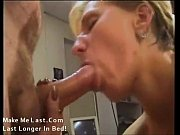 Busty blonde amateur wife sucks and fucks with cumshot on her big tits