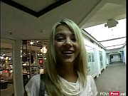 Blonde Girl picked up in Public and fucked - Pov-porn.net