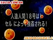 Dragon ball 18  fucking - numero 18 fodendo