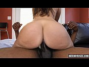 BIg booty Latina takes on massive BBC