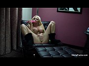 nikita von james toys herself