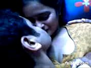 Bhabhi kissed by her Dever-2