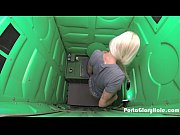 porta gloryhole blonde milf swallowing strangers.