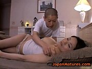 miki sato and young boy - sleeping (part.