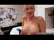 Huge hooters Czech slut Victoria Waigel sex for cash