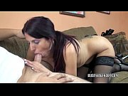 busty slut lavender rayne in stockings and sucking dick