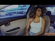 Curvy teen Sarai with big ass gets fucked in public place