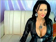leather babe. my x-mas live webcam.