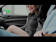 cute blonde teen alessandra jane pounded by nasty dude