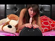 sybian rider - teen sex video.