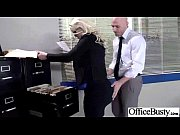 (julie cash) Sex In Office With Big Melon Juggs Slut Girl clip-22