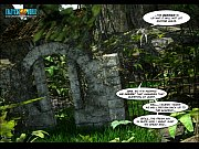 Picture 3D Comic: Legacy. Episode 20