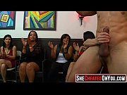 22 great  cfnm club orgy women sucking.