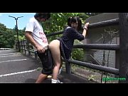 Asian Girl Fucked While Bending To The Fe ...