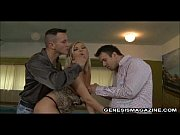 Gorgeous Donna Bell In An Amazing Threesome