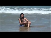 goa sea beach sun bath