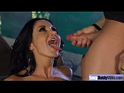 busty wife (ava addams) in sex scene on.