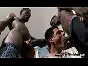 blacks on boys - interracial hardcore gay bareback.