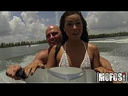 Mofos - Hot threesome on the seadoo