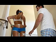 ariana marie comes home to fuck after a.