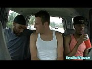 Blacks On Boys -White Twing Fucked Hard By Black Gay Dude 14