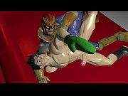 captain falcon fucks little mac