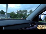 Amateur babe blowjob while driving Jenny Dark.1.1