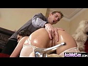 Oiled Girl (samia duarte) With Big Butt Enjoy Anal Deep Sex movie-24