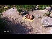 Nude beach sex voyeurs video taken by a drone | Porn-Update.com