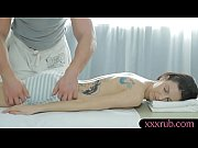 pretty babe lilu massage and pounded by her masseur