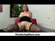 hot mommy likes big black cock.