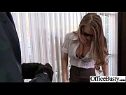 (shawna lenee) Office Girl Real Love To Hardcore Bang movie-30