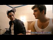 Gay sex teens emo fuck movie first time Brody Frost and Direly Strait