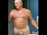 amateur old guy masturbating