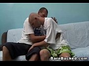 Blowjob of Two Hardcore Gay Barebacked