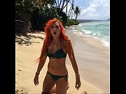 WWE&#039_s Becky Lynch SEXY Bikini PhotoShoot on Hawaii!!