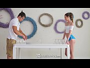 Picture Passion-HD - Pong game turns naughty with Je...