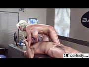 (bridgette b) worker sexy busty girl perform sex.