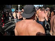 Nude in San Francisco does the Folsom Str ...