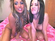 Picture 2 hot bitches get disgusting on cam and fuck