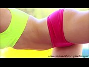 Brunette Lea Lexis is giving a yoga lesson to Yahshua and gets fucked in the ass (Xvideos XXX Videos)