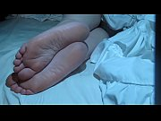 cumming on wife&#039_s feet #35