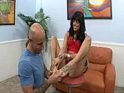 hot foot fucking with sadie west