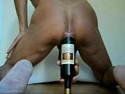 Brazilian man fucking with bottle (2) cdspbissexual