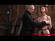 bdsm sub hazel hypnotic nipples clamped