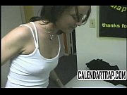 amateur with small tits gives a.