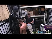 Well endowed straight black men only gay Dungeon master with a gimp