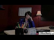 Sex Tape In Office With Nasty Wild Worker Girl video-19